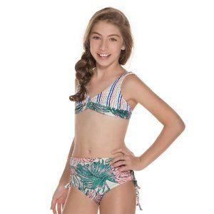 Maaji Rose Island Bikini 2Piece Swimsuit